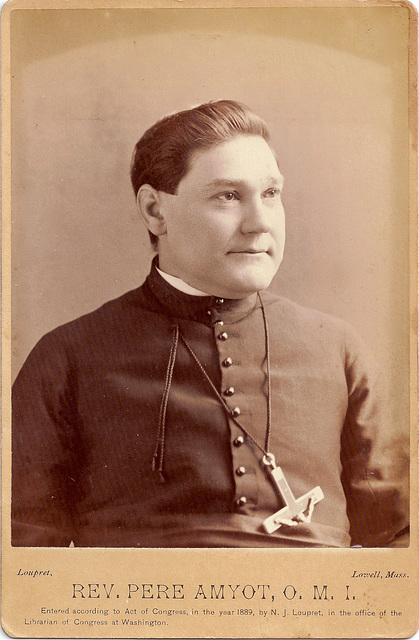 Rev. Pere Amyot, O.M.I. Page 5