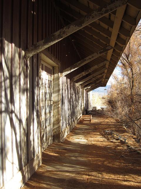 Keeler CA depot 1641a
