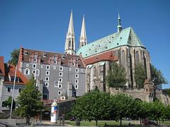 Görlitz - Kirche St.Peter und Paul