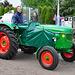 Oldtimershow Hoornsterzwaag 2009 – Magirus-Deutz tractor