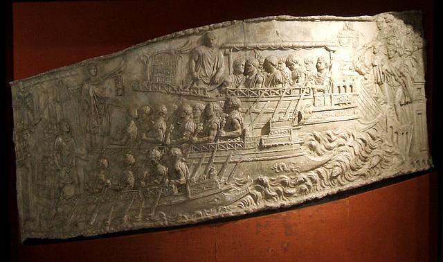 Trajan's Column Cast