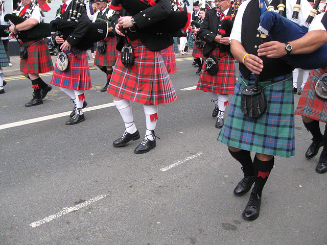 Sanquhar Bagpipers