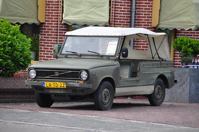 1974 DAF YA-66