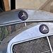 Oldtimershow Hoornsterzwaag 2009 – Mercedes-Benz grilles