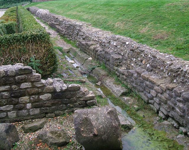 Revetment Wall