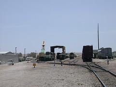 Parker, AZ: Arizona & California RR 3368