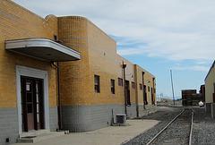 Nyssa, OR depot 0777a