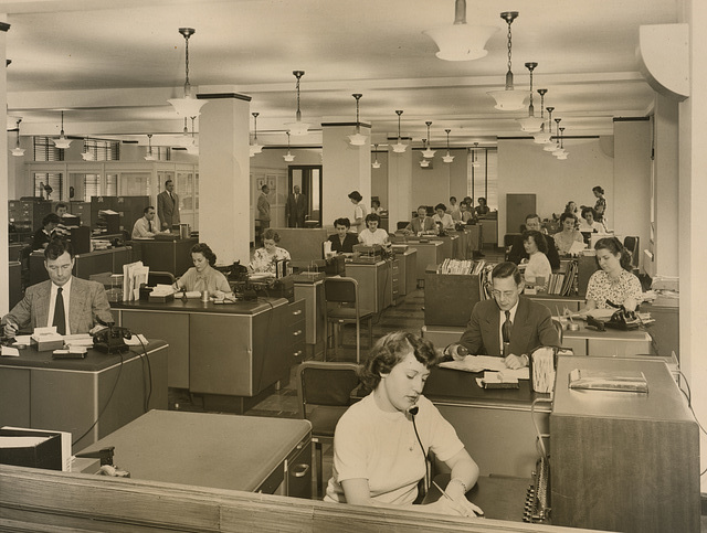 Anchor Insurance Co. ca. 1949