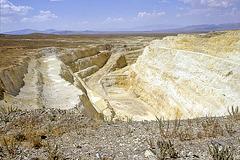 Trinity Mine pit