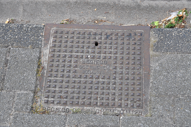 Drain cover of Begieco of Doetinchem
