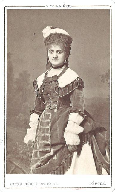Marguerite Priola by Otto & Fière