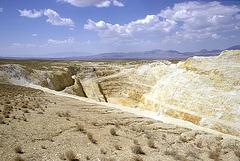 Trinity Mine pit.