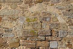 Arche en mur