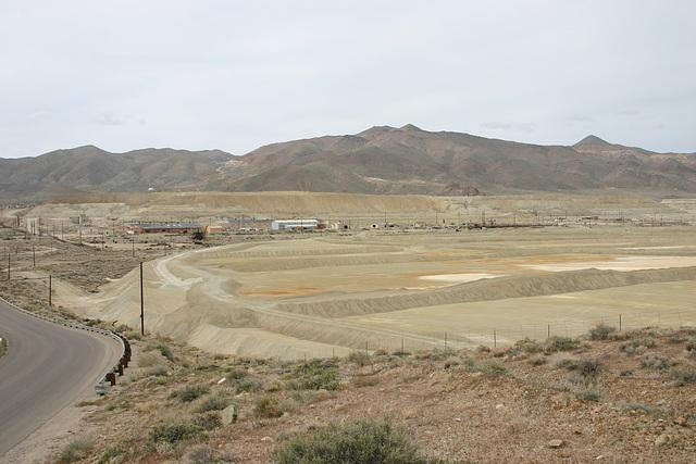 Mill Site, Yerington Mine