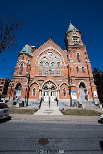 Universal Baptist Church