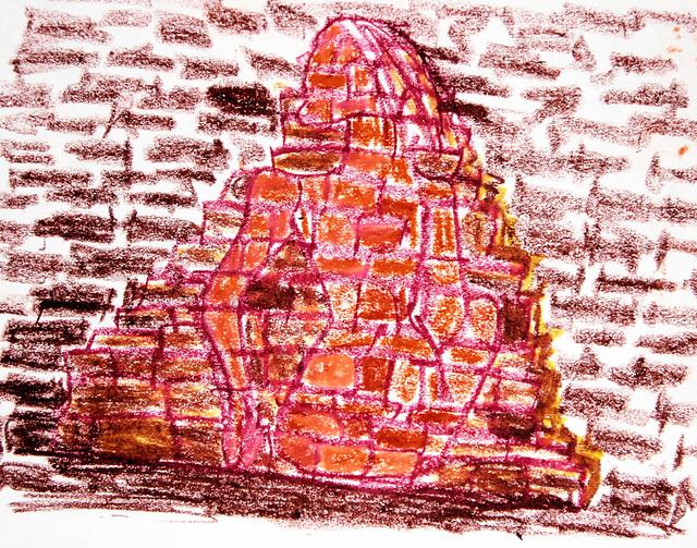 Portrait of the model as a brick edifice