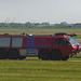 Brandweer - Luchthaven Schiphol - 28 May 2013