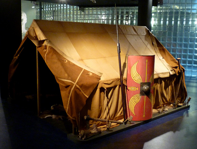 Roman Army Tent