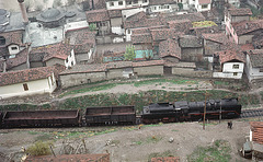 Amasya steam locomotive, 1970 (112)