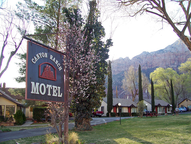 great motel in Springdale, Utah