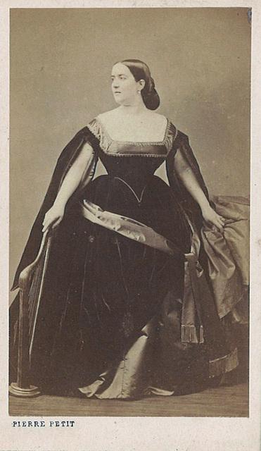 Anne Charton-Demeur by Petit