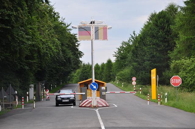 Vogelsang IP – Entrance