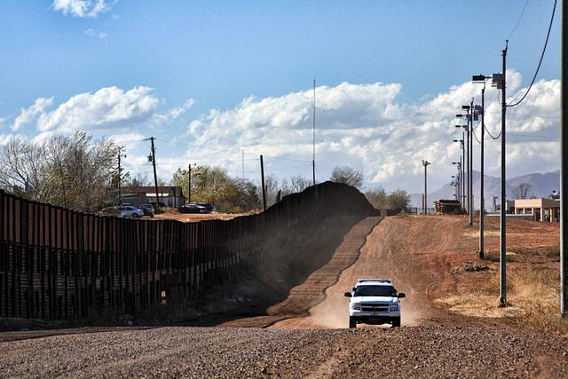 International Border Fence