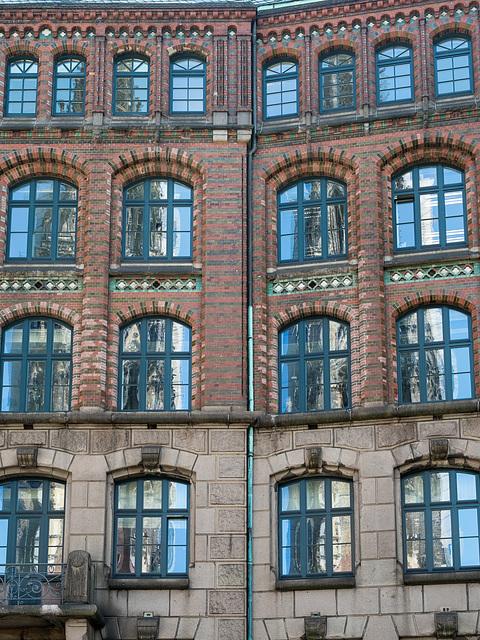 Reflections of Nikolaikirche