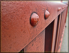 GGB: Rivets Along the Barrier