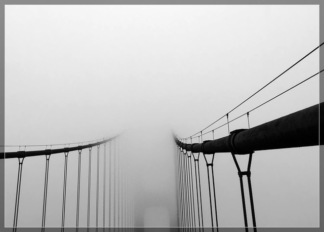 GGB: Disappearing into the Mist