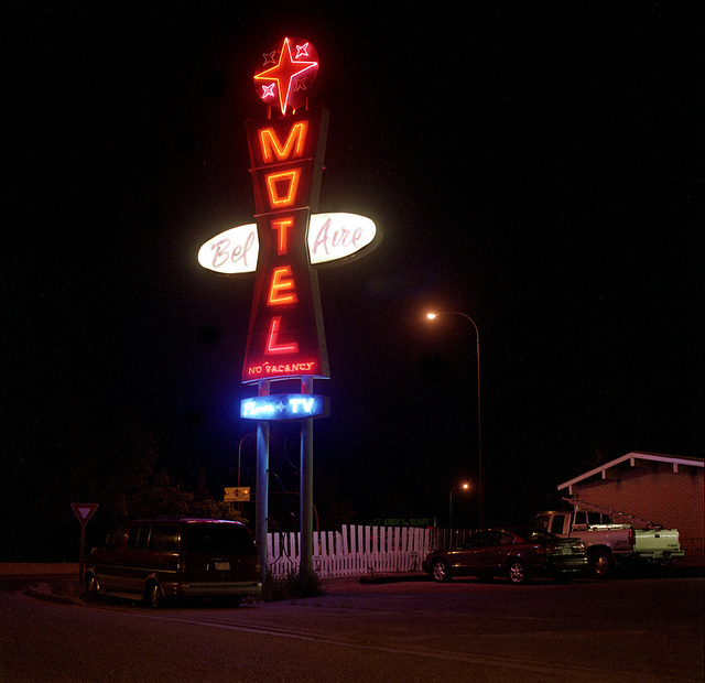Bel Aire motel Medicine Hat, AB