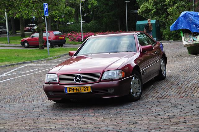 1992 Mercedes-Benz 600 SL