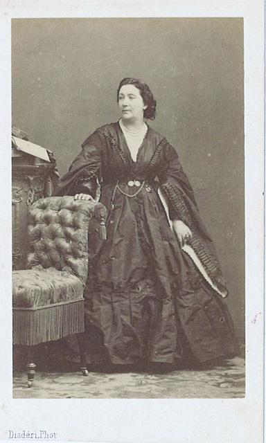 Giulia Grisi by Disdéri (1)