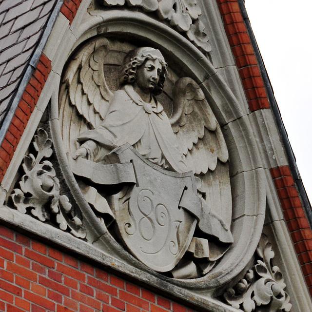 Ornament in Leiden