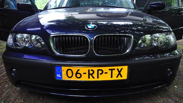 2005 BMW 318 D Touring