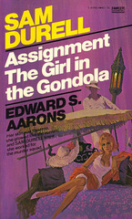 Edward S. Aarons - Assignment: The Girl in the Gondola