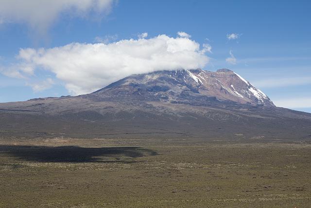 First Kili View