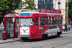 Antwerp tram 7008