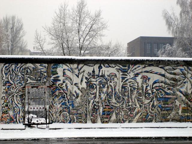 Berlin East Wall Gallery 10