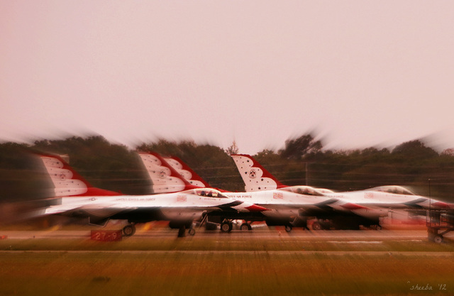 USAF .. Thunderbirds