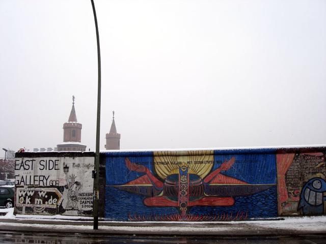 Berlin East Wall Gallery 04