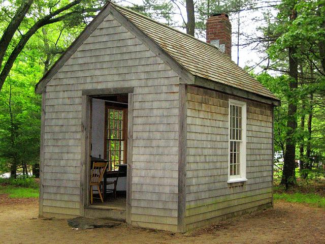 Thoreau's Cabin (Replica)