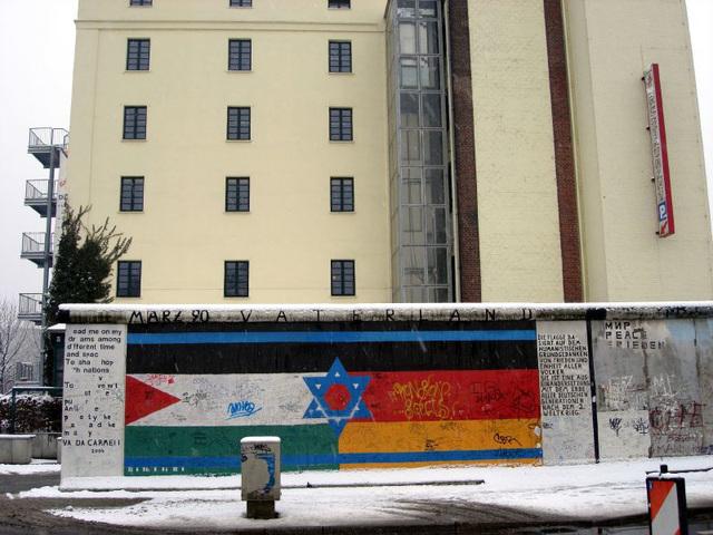 Berlin East Wall Gallery 02
