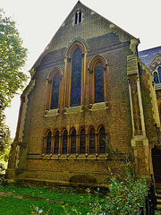 st.mark, dalston, london