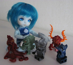 Poseidon's toys