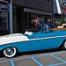 1956 Blue and White Chevy