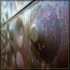 De Young Museum Wall Texture Abstract