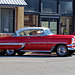1954 Red and White Chevy