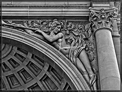 Spreckles Temple of Music Angel