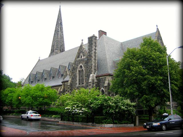 Old Cambridge Baptist Church, 1151 Massachusetts Ave, Cambridge, MA